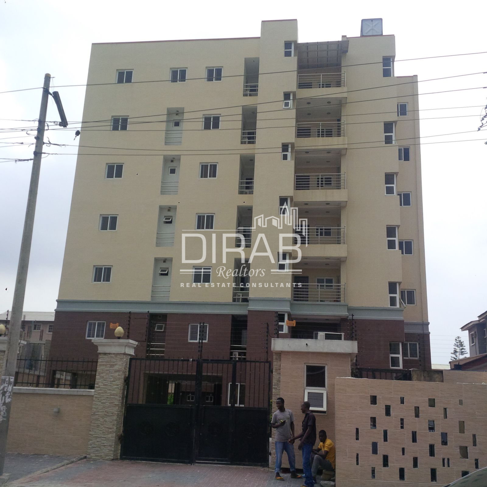 3 Bedroom Flats Lekki Dirab Realtors