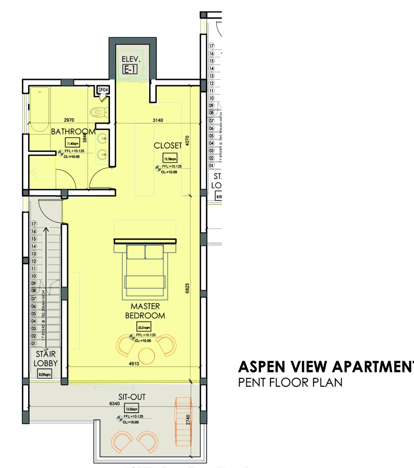 Aspen view parkview estate ikoyi dirab realtors for Floor plans for realtors